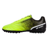Шиповки 2K Sport Hurricane TF lime/black