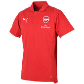 Поло Арсенал PUMA FC ARSENAL Casual Performance Polo (AW18)
