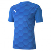 Футболка PUMA teamFINAL 21 Graphic Jersey Electric Blu 70415002